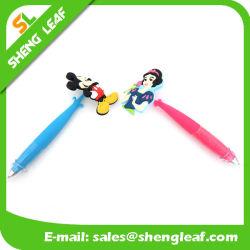 PVC bleu stylo à bille magnétique