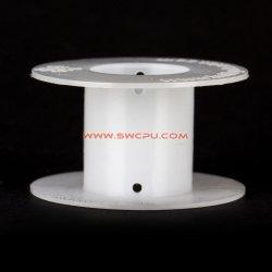 Hot Sale en PP blanc tiroir à rouleaux de câble en plastique