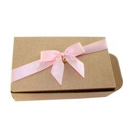Arco dentellare del nastro del raso del regalo per le decorazioni impaccanti del cioccolato (CBB-2132)