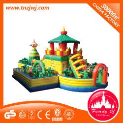 Mejor calidad de los niños Bouncers hinchable de PVC para la venta de juegos inflables