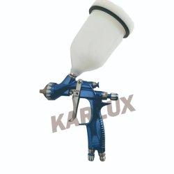 Тяжести Тип Auto отделке Воздушный распылитель жидкость HVLP краски опрыскивателя