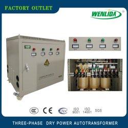 [Driefasige autotransformator]droge laagspanningsisolatie Elektrische autotransformator voor stroomdistributie OSG-320 kVA