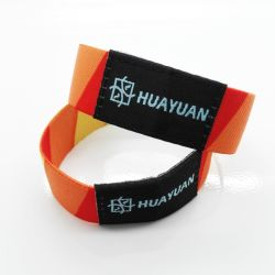 Festival evento EV1 Ultralight MIFARE RFID de tejido stretch bracelet