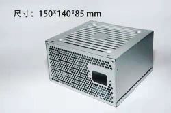 Патрона Weldon сертифицированных ISO9001, OEM ODM штамповки листов сборка с алюминиевой мини-компьютера пользовательские металлического корпуса ПК набор инструментов