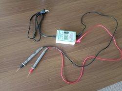 Testeur portatif de rétroéclairage LCD à LED/Machine/Outil d'essais