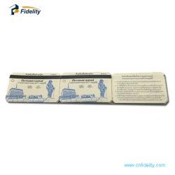 860-960MHz RFID UHF EPC Gen2 Bilhetes de Cartão de papel de Conferência Etiquetas etiquetas