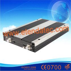 Band-vorgewählter u. industrieller Signal-Verstärker des 30dBm 85dB Verstärker-3G 4G Lte G/M 900MHz DCS-1800MHz WCDMA 2100 FDD2600 Utms mit Fernmonitor und Steuerung