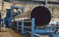 Tpco großer ASTM/A106 /API 5L Kohlenstoff-nahtloses Gefäß/Rohr