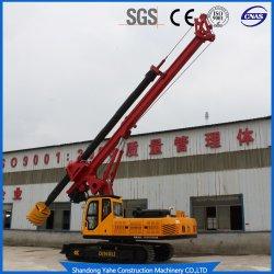 Foret rotatif à couple élevé/machine de forage d'excavation minière pour Foundation/Fondation d'équipement/bâtiment construction avec moteur diesel DR-120