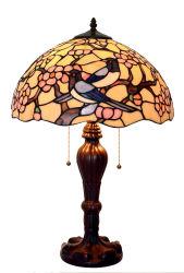 Lampada di scrittorio nordica di Tiffany della lampada della Tabella di stile per la decorazione domestica