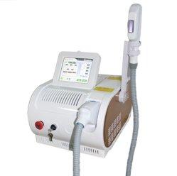 Tragbare IPL Shr Haarentfernung Hautverjüngung mit 7 Filtern Beauty Machine für den persönlichen und Salon-Gebrauch