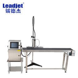 32X32 DOT Cij Fecha de caducidad de la máquina de impresión de inyección de tinta industrial de la impresora para botella de medicina