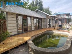 20FT luxo personalizado de aço prefabricados emoldurado contentor House Casa Modular casa móvel para Férias