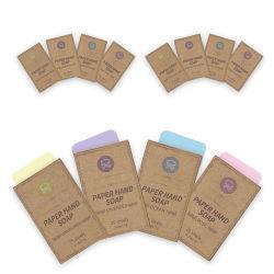 Bewegliche Handpapier-Seifen-Packpapier-Großhandelsverpackung für im Freienarbeitsweg-Schule-Büro-öffentlichen Ort Using