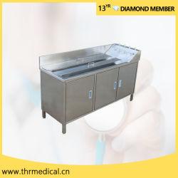 Hospital de imersão de aço inoxidável e lava-loiça (THR-SS079)
