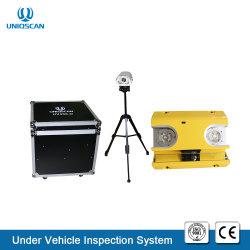 La cámara CCD Coche móvil Detector de inspección del vehículo bajo el sistema de vigilancia, el equipo de seguridad