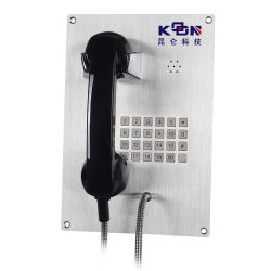 Telefono Di Emergenza Impermeabile Ip55 Voip Sos Sicurezza Telefono Di Chiamata Rapida Telefono Marino Per Cabina Di Pilotaggio