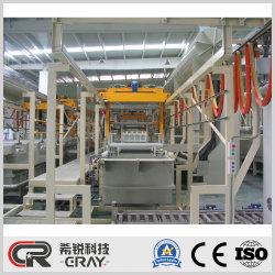 Equipamento de galvanoplastia automática de alta eficiência para peças de automóvel