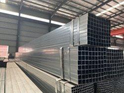 Предварительно Gi углеродистой стали квадратной трубы забор материала китайского производства