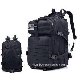 Amazon Mode personnalisé toile sac à dos Sac de voyage en Plein air Sports de Loisirs Randonnée pédestre Camping sac à dos tactique le commerce de gros