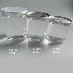 Plastic Gemakkelijke Open en het Huisdier kan voor Droog Voedsel /Beverage