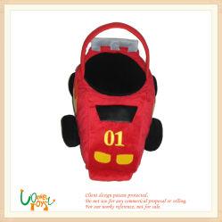Los niños Halloween Navidad Semana Santa de peluche suave felpa coche regalo juguetes cesta