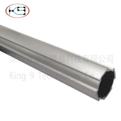 Tube en alliage en aluminium pour l'ensemble du matériel logistique (AL-4000)