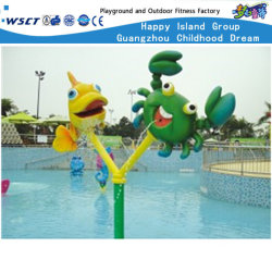 Water Park Cartoon Crab Water Modeling (HD - 7103)