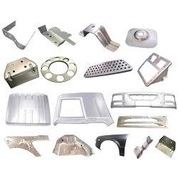 Mayorista de OEM Custom de estampación de piezas de aleación de aluminio de morir de grabado láser