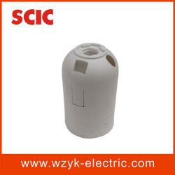 Coque en plastique Yk763 E27 Fédération de douille de lampe