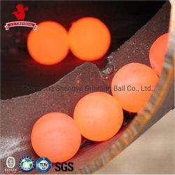 طحن الكرة الفولاذية المطروقة والكرة الفولاذية بطول 10 مم - 150 مم