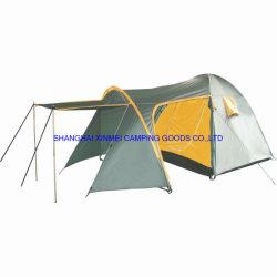 خيمة تخييم على الطراز الأوروبي ذات طبقتين