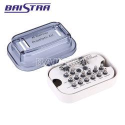 Haut de la qualité de l'implant dentaire la clé dynamométrique à cliquet Kit perceuse de pilotes pour la vente