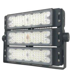 De waterdichte IP65 150W Modulaire LEIDENE Lamp van de Vloed voor de OpenluchtVerlichting van het Gebied van de Sport van het Tennis