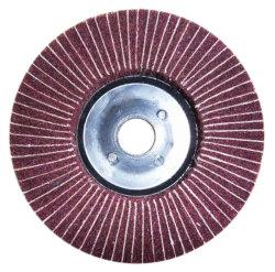 Vliesstoff kalzinieren Alumium aufrechte abschleifende Abdeckstreifen-Platten-Poliermetall und Edelstahl oder Holz