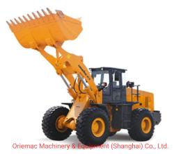 Lonking Qualität 6 Tonnen-vorderes Rad-Ladevorrichtung LG862n