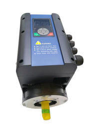 Ie4 Premium эффективности синхронный Трехфазный блок распределения питания постоянного магнита из алюминия для электродвигателя насоса