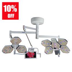 Equipamento cirúrgico a lâmpada de funcionamento da iluminação da sala de operação (SY02-LED3+5-TV)