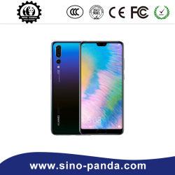 """プロ使用された普及したSmartphone Huawei P20 6.1 """" OLED 2240*1080 FHD Kirin 970 Octaのコア6GB+128GB 40MPクォードのカメラのアンドロイドの電話"""