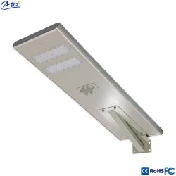 IP65는 옥외 60W-200W를 1개의 통합한 태양 LED 거리 정원 빛에서 모두 방수 처리한다