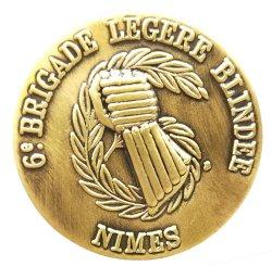 заводская цена Custom цинкового сплава 3D логотип эпоксидной алмазов сувенирные медали металлические художественных ремесел