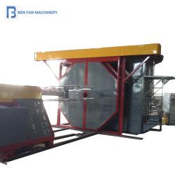 Plastic Producten die van de Machine van de pendel de Rotatie Vormende tot Machine 2 maken de Machine van Rotomolding van het Wapen