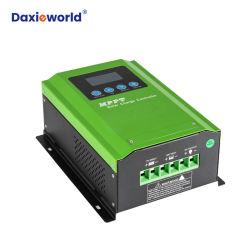 60а 12V/24V/36V/48V напряжение Auto контроллер солнечной энергии MPPT гибридный внесетевых системы контроллера заряда солнечная панель с ЖК-дисплеем