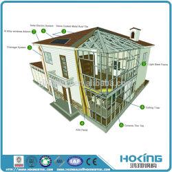 Haute qualité de l'Australie modulaire standard en acier du bâtiment préfabriqué à la Chambre de luxe