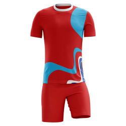 2019 Roupas de futebol preço de fábrica do Estilo Novo Design de Manga Longa Design Superior camisola da selecção Futeball Jersey