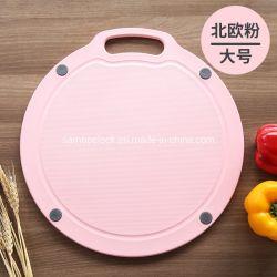 Multi-Color Custom Tamanho Grande Placa de corte de plástico de palha de trigo