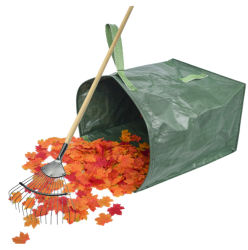 Foldable 정원 쓰레기 봉지 정원 낭비는 정원 잎 부대를 자루에 넣는다