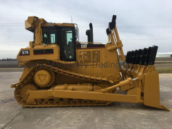 Gebraucht/gebraucht Cat Bulldozer D7r für den Bau Cat Crawler Bulldozer D7g Original Japan