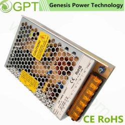 12V 24V 150W Ultra Slim Alimentation LED en mode de commutation avec ce Industral RoHS, alimentations électriques