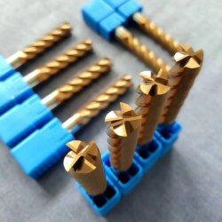Кпч58 квадратных Tisin из карбида вольфрама режущих инструментов с покрытием